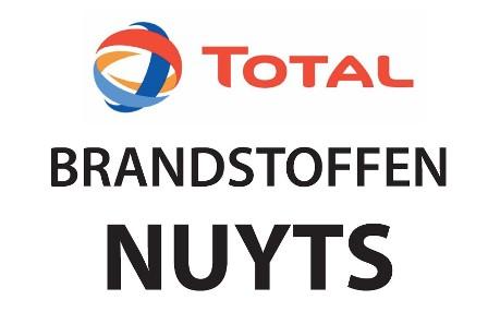 TOTAL BRANDSTOFFEN NUYTS website